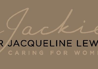 JackieLewis_Logo_BlackandGold