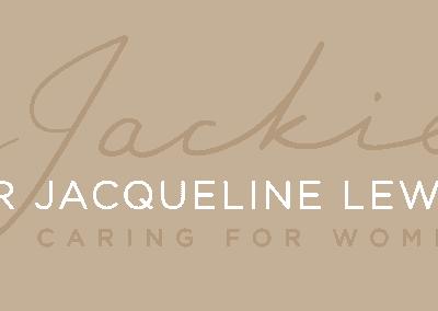 JackieLewis_Logo_WhiteAndGold